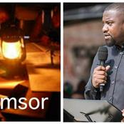 The excuses for power outages are becoming one too many. Don't be shy to admit it's Dumsor - Dumelo