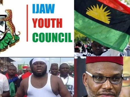 Read What IYC Did To Asari Dokubo, Others Because Of The Declaration Of Biafra Customary Government