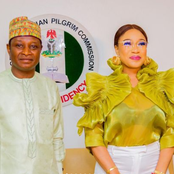 Mixed Reactions As Actress Tonto Dikeh Becomes Nigerian Christian Pilgrim Commission Ambassador