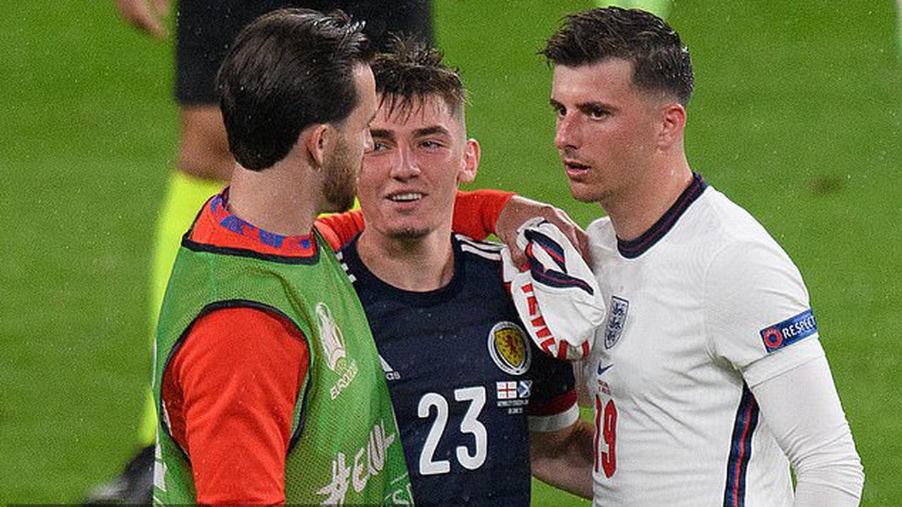 England star Jack Grealish labels situation in which Mason Mount and Ben Chilwell are self-isolating - after coming into contact with Scotland's Covid-positive Billy Gilmour