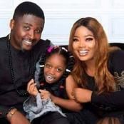 Lovely Photos Of Nollywood Actor Onny Michael And His Wife