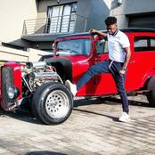Get to know Murdah Bongz (DJ Zinhle's boyfriend): net worth, age, love life