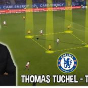 4-step Tactical Plan Used by Thomas Tuchel at Chelsea