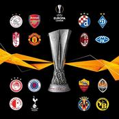 See The Date And Time For UEFA Europa League Draws, And The Teams That Qualified For The Next Round