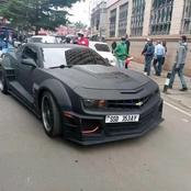 Ugandan Made Kiir Cars
