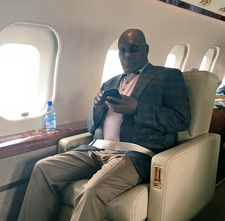 Net Worth of Atiku Abubakar GCON