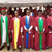 In Bauchi State University: This Is How A Good Student Dress On Matric Day And What To Know Also