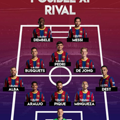 Opinion: Barcelona Would Stay Unbeaten If Koeman Uses This Lineup Against Real Madrid