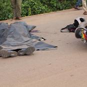 Niakara : un candidat percute une moto, un mort et une femme enceinte grièvement blessée