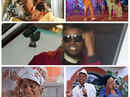 Top Trending Music Videos in East Africa This Week