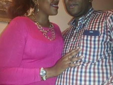 A Sneak Peek of Swaleh Mdoe's Wife And Career. (Photos)