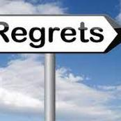 Self-Development: Handling Regrets!!