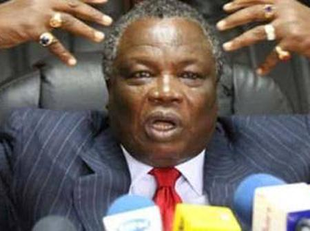 Frincis Atwoli blasts rumors surrounding death of former MP