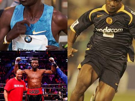 5 Powerful Sports Records Held By Africans That Might Never Be Broken