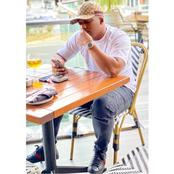 Tk Dlamini leaves his fans speechless with his recent post after a long time.