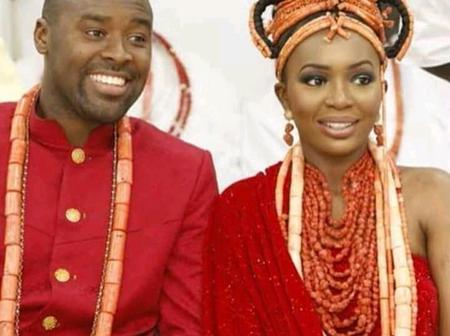 See Pictures Of The 37-Years-Old New Olu Of Warri And His Beautiful Wife
