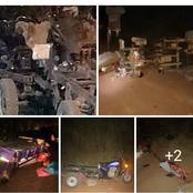 Lakota : une collision entre deux tricycles a fait deux morts et plusieurs blessés