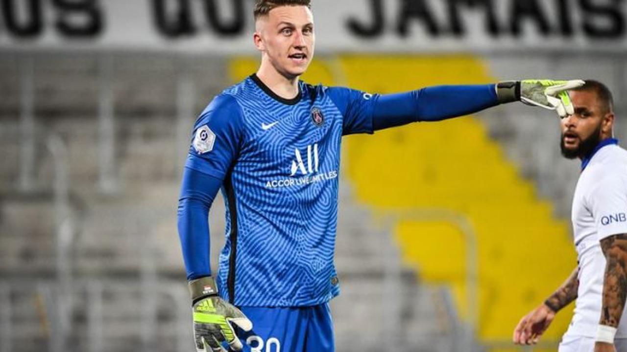 Marcin Bułka de retour à l'entraînement collectif