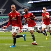 Comeback kings Manchester United secure vital three points at Spurs Stadium.