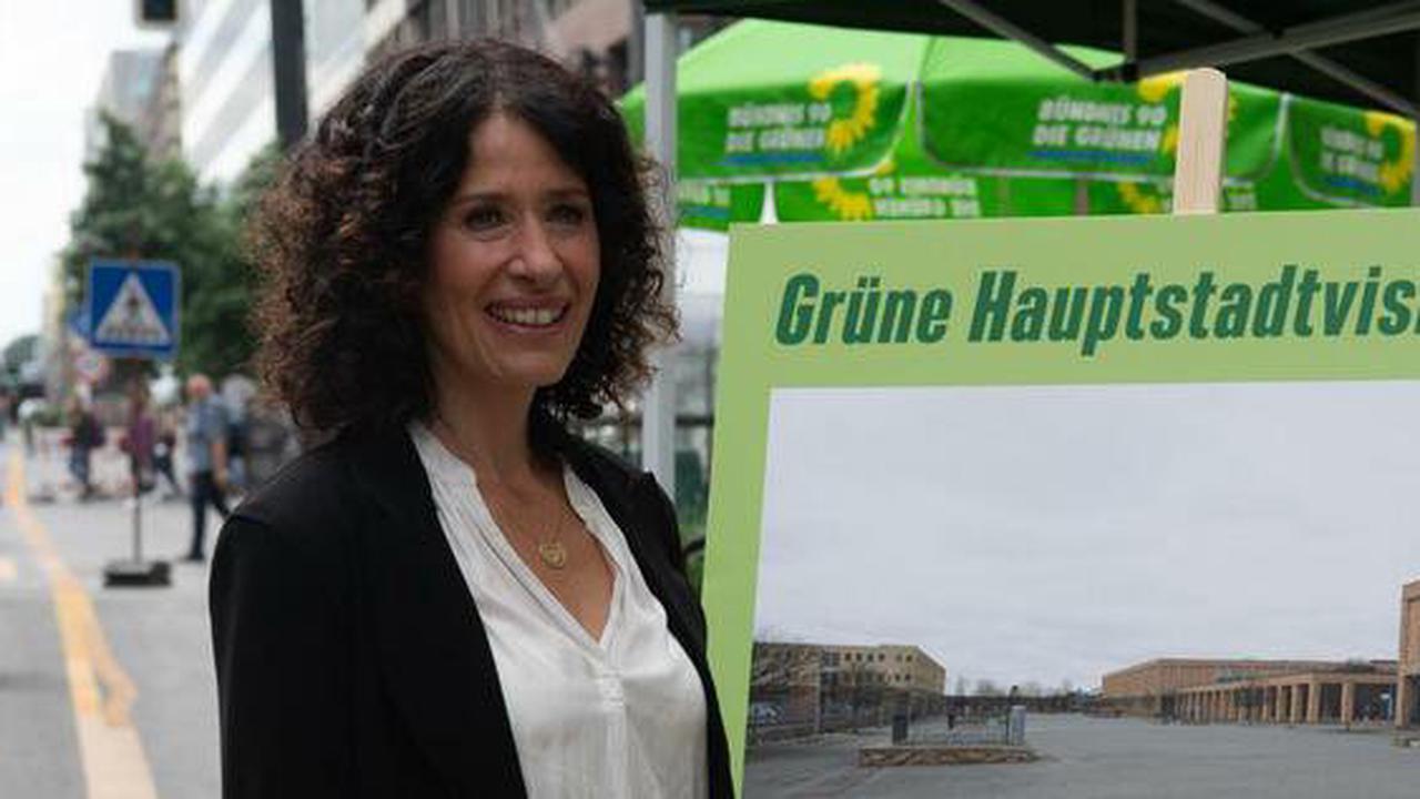 Grüne Pläne zum Umbau Berlins : Bisher sind es nur schöne Bilder