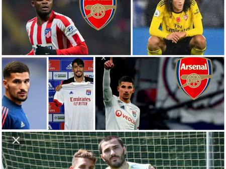 Latest Transfer Updates And News From arsenal