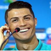 Ronaldo Unveils List Of 10 Best Players in The World in The 21st Century, See Where He Placed Messi