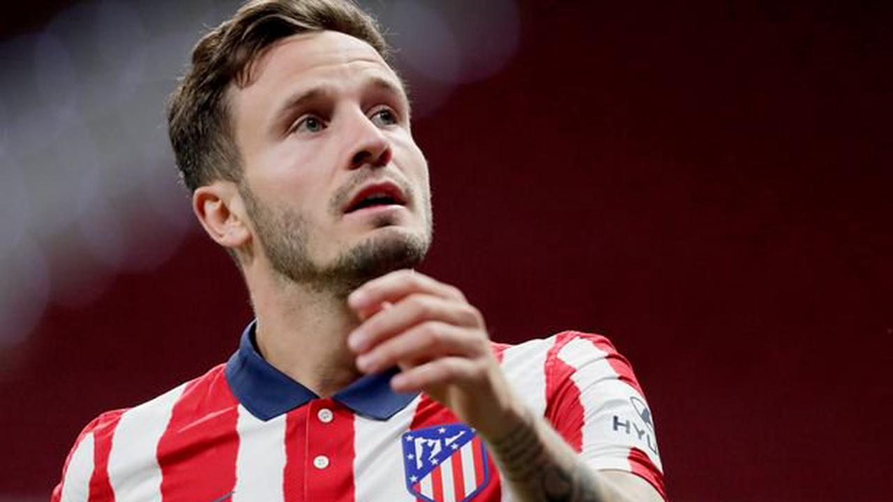 Man Utd and Liverpool fight for quick £35m Saul Niguez deal as reps jet into England