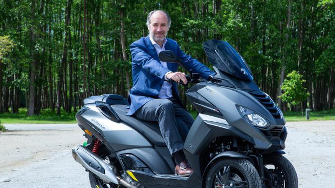 Peugeot Motocycles: entre tradition et modernité
