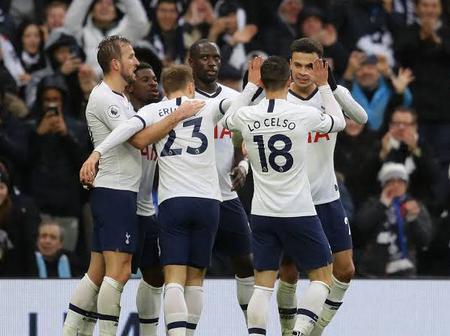 Jose Mourinho's Tottenham Reveal squad to face Norwich