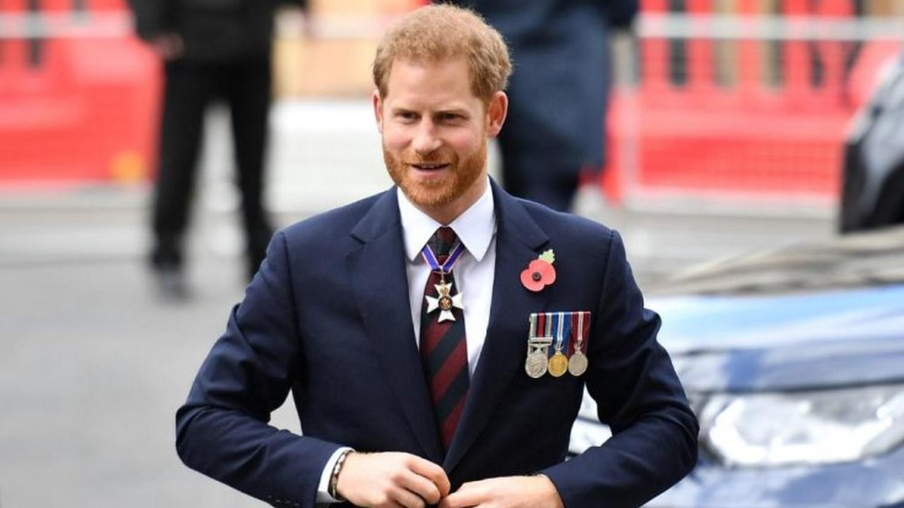 Prince Harry to stay at 'divided' Frogmore Cottage for unveiling of Princess Diana statue