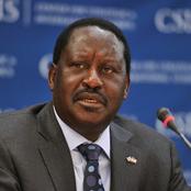 Raila's Special Message To Women As They Celebrate International Women's Day