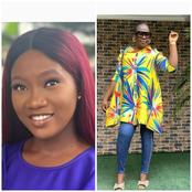 Chinenye Nnebe Shows Off Her Beautiful Mother, Calls Her
