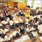 Find out how much South Africa teachers are been paid monthly compared to Zimbabweans teachers