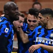 Inter Milan Six Points Clear After 1-0 Win Over Atalanta