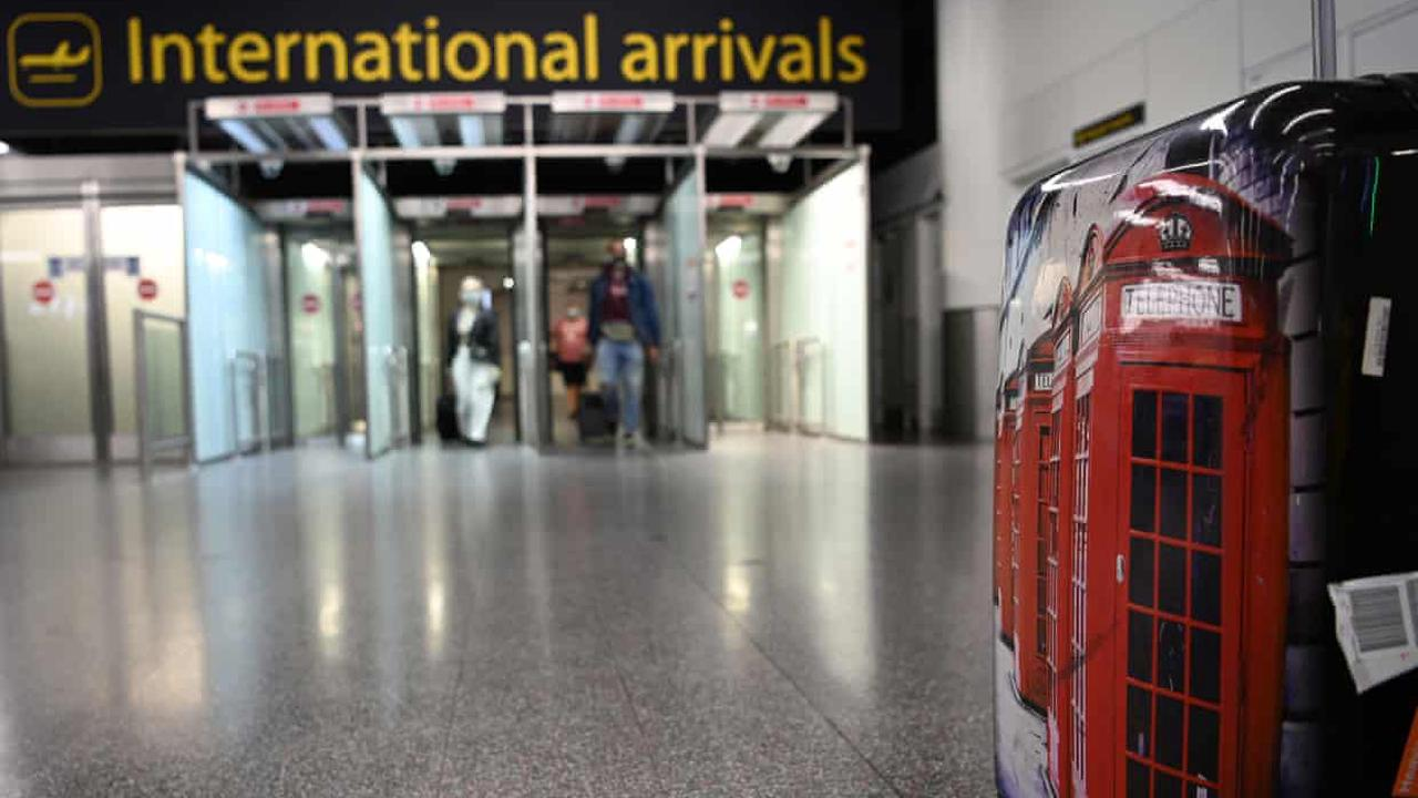 French woman held by Home Office officials at Gatwick for eight hours