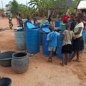 """Enugu has always been plagued with water scarcity,"" Twitter User says"