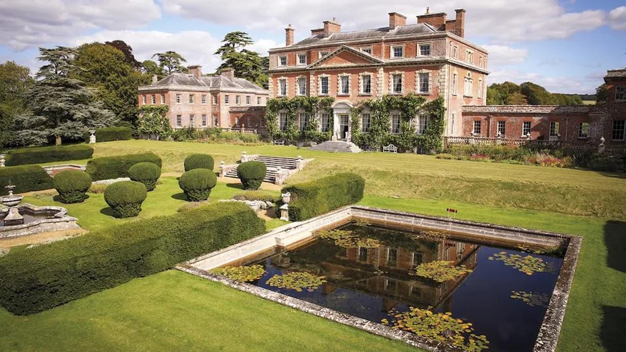 Anti-slavery and film fame: the history of Trafalgar Park, now on the market for £11m