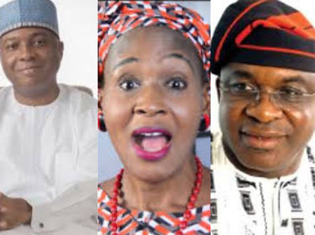 David Mark & Saraki were the highest paid politicians in Nigerian Senate history- Kemi Olunloyo