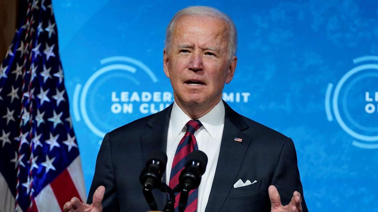 Biden vows to cut U.S. emissions in half by 2030, secures some pledges from world leaders at climate summit