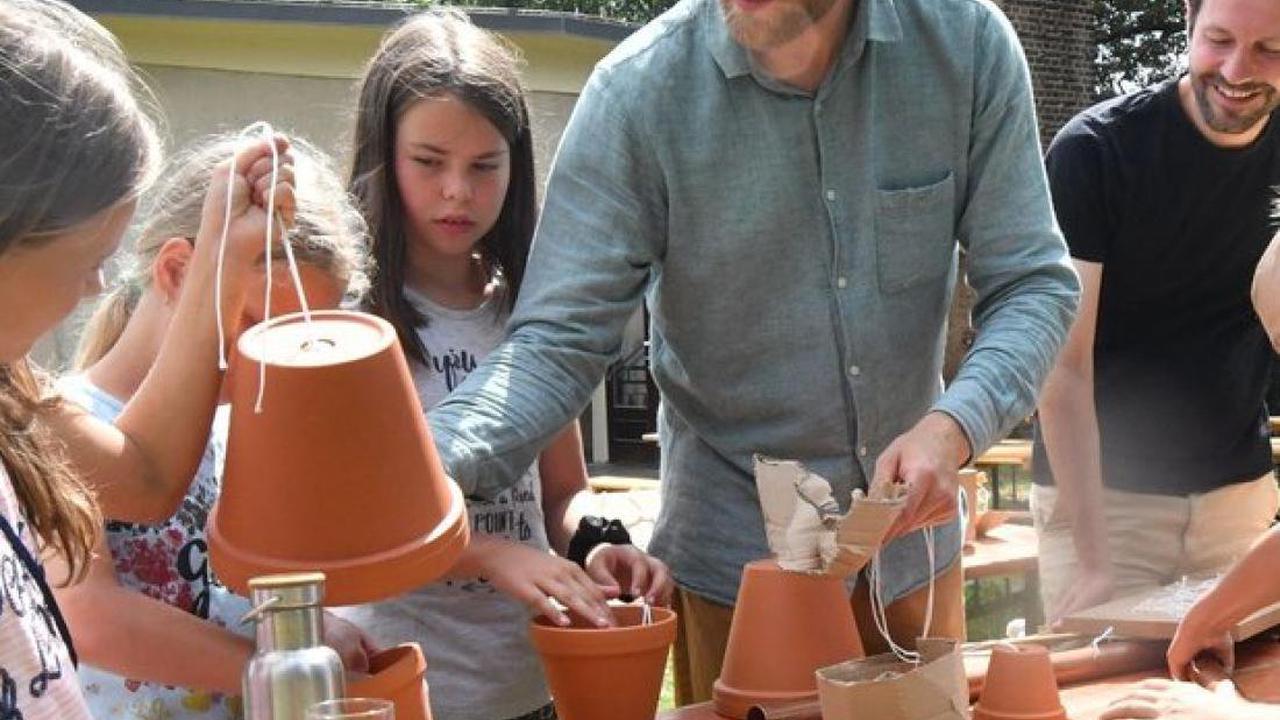 Gadebusch: Musikschüler basteln Instrumente aus Kupferrohr