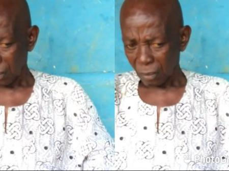 Stunning: Kofi B's 'dead' father gets back after his memorial service