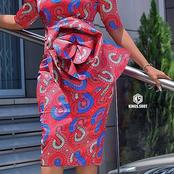 Check Out These Eye Catching Ankara Dress you Can Wear This March