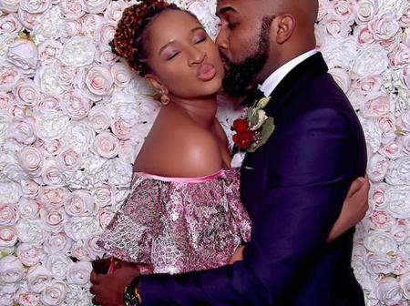 Banky W At 40: Toke Makinwa, Lucy And Other Celebrities React To Adesua Etomi's Romantic Post