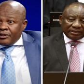 Brian Molefe's prayers get answered as Ramaphosa will respond after his testimony
