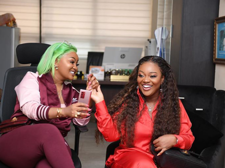 Among These Ghanaian Actresses Jackie Appiah And Nana Ama McBrown, Who Is The Richest?