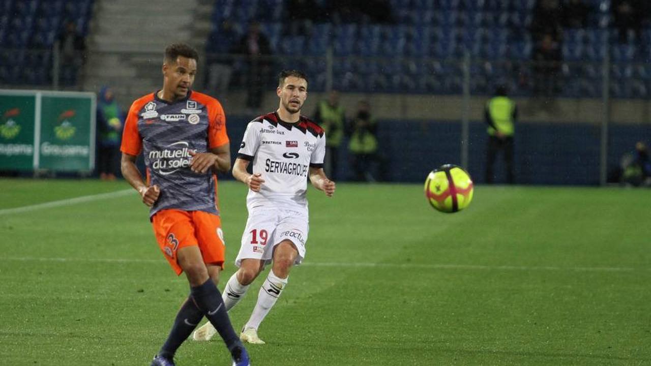 Ligue 1 : Le MHSC ne prolongera pas le contrat du défenseur Daniel Congré