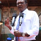 Dr. Alfred Mutua Comes Clean on The Utilised 2.1 Trillion Investor Money