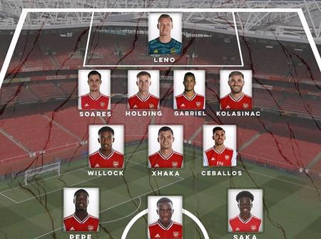 Opinion: Leicester City Will Be In Trouble, If Arsenal Uses This Destructive Formation Today