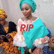 Tragedy As A Beautiful Woman Lost Her Life During Delivery Of Twins