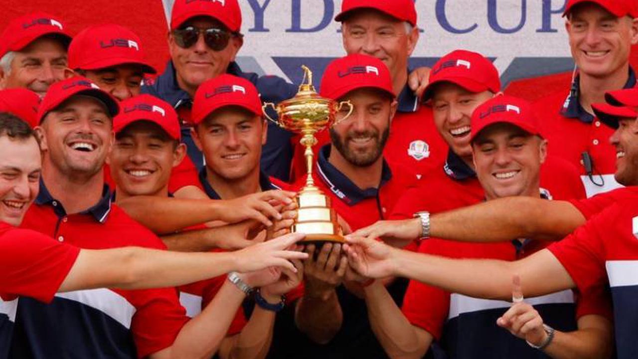 Les États-Unis remportent la 43e Ryder Cup